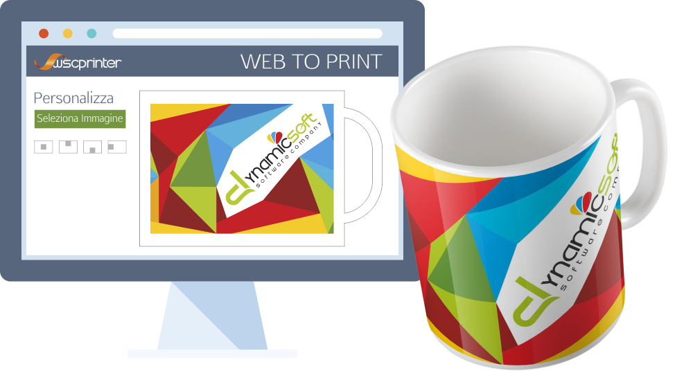 Web-to-print and VDP